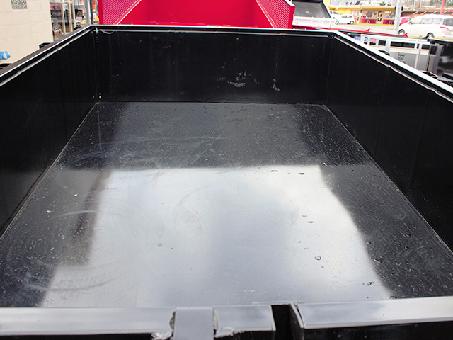 6512G. 2021 Texas Pride 6 ft. x 10 ft. dump trailer from Town and Country Truck and Trailer Sales, Kent (Seattle), WA.